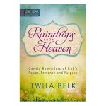 Raindrops from Heaven - by Twila Belk