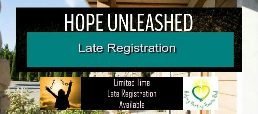 Hope Unleashed 2018 - Limited Late Registration